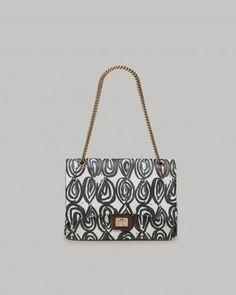Maliparmi borse estate 2014 Gathering  stili, texture e materiali diversi  richiamano tribalismo e natura Maliparmi borsa Saffiano Prints 158 euro 2da8496abc
