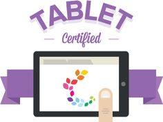 Hey guys, I did it! I'm am now officially iPad® Prepared Certified . Find out how you can be, too.