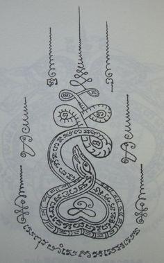 sak yant meaning and designs - Google zoeken