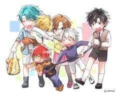 Orange-sekaii (@Orangesekaii) | twitter my god this so cute and accurate
