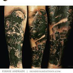 Soldier tattoos military tattoos, soldier tattoo и military Army Tattoos, Military Tattoos, Badass Tattoos, Tattoos For Guys, Military Sleeve Tattoo, Animal Sleeve Tattoo, Full Sleeve Tattoos, Tattoo Uk, War Tattoo