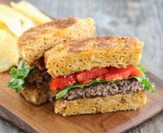 Mac Attack Burger | Kirbie's Cravings | A San Diego food & travel blog