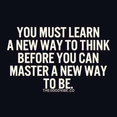 It all starts in the mind.