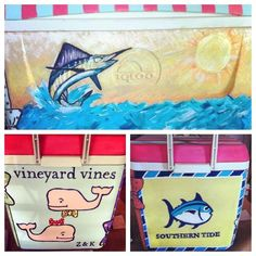 What else do you need on your cooler? TFM.