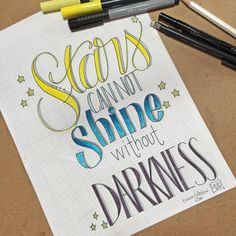 Stars Cannot Shine Without Darkness Instagram di @ • Piace a 87 persone