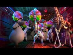 YouTube - Funny Brain Break Circus Afro Remix