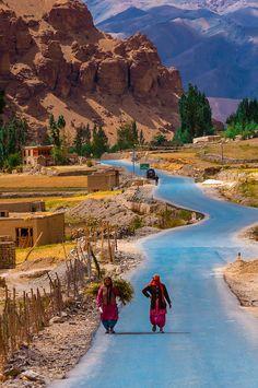Jammu and Kashmir State, India.