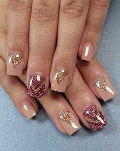 Simple nail art ideas