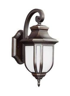 sea gull lighting 8636391s childress led title 24 outdoor wall sconce antique bronze outdoor lighting wall antique courtyard outdoor lighting 1
