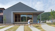 House Roof, Life Photo, Gable Roof, Beautiful Family, Facade, Room Interior, New Homes, Exterior, House Design