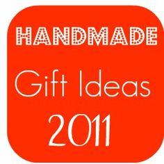 Show Tell Share: Handmade Gift Ideas