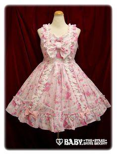 Babydoll Princess: New trends in lolita fashion