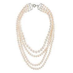 J. Crew pearls