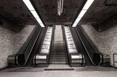 The Montreal Metro – Fubiz Media