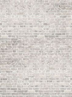 Gray Wash Brick Wall Printed Backdrop - 6379 <br> We offer our photography backdrops in many material options with thousands of styles to choose from. Read below for more details on each of the materials we offer. DURA DROPS AND.