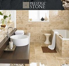 Gloss Beige Cappuccino Marble Floor Tile from Tops Tiles