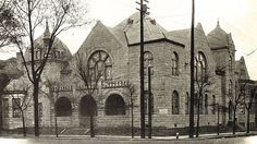 First Baptist Church by Birmingham Public Library (AL), via Flickr
