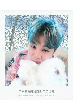 방탄소년단 2017 BTS LIVE TRILOGY EPISODE III THE WINGS TOUR MD PROGRAM BOOK chapter 04 - THE WINGS 스캔 : 네이버 블로그 - JIMIN