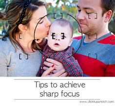 Tips to Achieve Sharp Focus-Guest Post by Jaymi McClusky - Click it Up a Notch Photography Basics, Photography Lessons, Photoshop Photography, Photography Editing, Photography Tutorials, Photography Business, Photography Photos, Landscape Photography, Fashion Photography