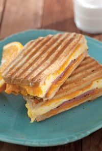 French Toast Panini... a Breakfast for Dinner idea!