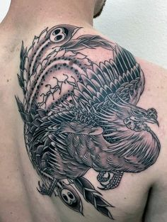 60 Phoenix Tattoo Designs For Men - A 1,400 Year Old Bird Phoenix Tattoo Sleeve, Chest And Back Tattoo, Rising Phoenix Tattoo, Phoenix Tattoo For Men, Small Phoenix Tattoos, Phoenix Tattoo Design, Sleeve Tattoos, Phoenix Art, Cool Tattoos For Guys