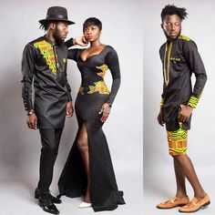 BigBrotherAfrica's Elikem Kumordzie The Tailor Releases The Kentelization Collection | FashionGHANA.com: 100% African Fashion