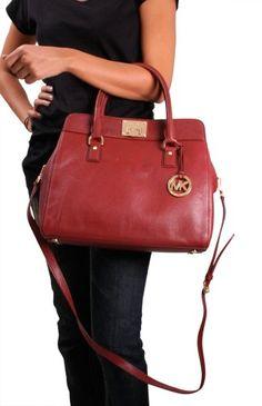 Michael Kors Astrid Women's Leather Handbag Satchel « Clothing Impulse