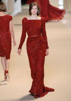 Elie Saab: New Year's Eve Dress