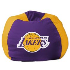 Use this Exclusive coupon code: PINFIVE to receive an additional 5% off the Los Angeles Lakers Bean Bag Chair at SportsFansPlus.com