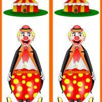 Printable Circus Templates