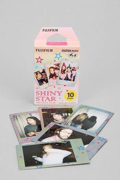 Fujifilm INSTAX Mini Rainbow Film. #Polaroid