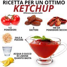 "Fitness Food Lifestyle 🇮🇹🇪🇸🇬🇧 on Instagram: ""Vi Piace il ketchup??? @fitness.secrets.italia . A me le salse piacciono davvero tanto 😍. Non so voi , ma io le userei davvero quasi su…"" Ketchup, Cake Design Inspiration, Protein Diets, Italian Recipes, Diet Recipes, Good Food, Food And Drink, Tasty, Favorite Recipes"