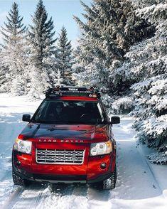 Freelander 2, Land Rover Freelander, Vans, Instagram Feed, Snow, Vehicles, Vibrant, Fresh, Vintage