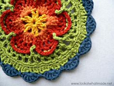 Sophies Mandala Part 1 Small Mandala Sophies Mandala   Part 1  {Small}