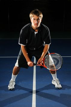 Senior Portrait / Photo / Picture - Tennis