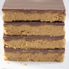 Reese's peanut butter cup no bake bars