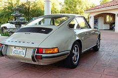 1973 Porsche 911S Coupe - Beige Gray