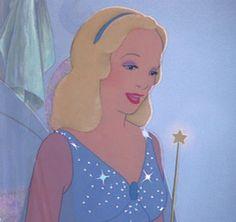 "The Blue Fairy - ""Pinocchio"" (1940)"