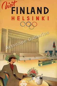 vintage everyday: posters