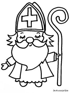 Advent, Christmas Coloring Pages, Christmas Colors, Preschool Activities, Saints, Saint Nicholas, Ideas For Christmas, Noel, Beautiful Drawings