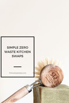 Reduce Reuse, Zero Waste, Simple