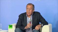 """Russlands Außenminister: """"Globale Dominanz des Westens geht zu Ende"""" - http://www.statusquo-news.de/russlands-aussenminister-globale-dominanz-des-westens-geht-zu-ende/"""