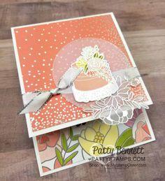 Endless Ways to Create Sweet Soiree Cake Cards