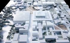 OMA wins competition for new engineering school in France