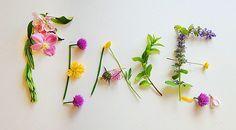 Peace - flower power