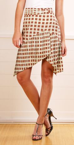 MAYLE SKIRT. I can't believe these are back in style but I'm sure glad they are. I love it!  Great for dancing, early fall, and anytime sexy is in. :)