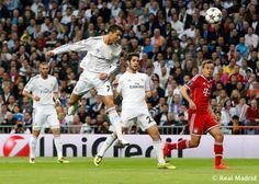 Real Madrid 1 - 0 Bayern Munich | Champions League | cristiano ronaldo