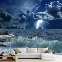 $9.84 (Buy here: https://alitems.com/g/1e8d114494ebda23ff8b16525dc3e8/?i=5&ulp=https%3A%2F%2Fwww.aliexpress.com%2Fitem%2FCustom-Photo-Wallpaper-3D-Ocean-Waves-Lightning-Dark-Cloud-Landscape-Mural-Wallpaper-Living-Room-Bedroom-Papel%2F32703281372.html ) Custom Photo Wallpaper 3D Ocean Waves Lightning Dark Cloud Landscape Mural Wallpaper Living Room Bedroom Papel De Parede 3D for just $9.84