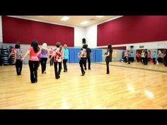 Seasons - Line Dance (Dance & Teach in English & 中文) - YouTube