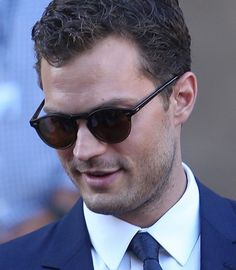 Mr. Grey #JamieDornan #FiftyShades